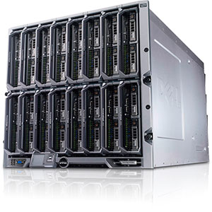 Enclosure blade PowerEdge M1000e